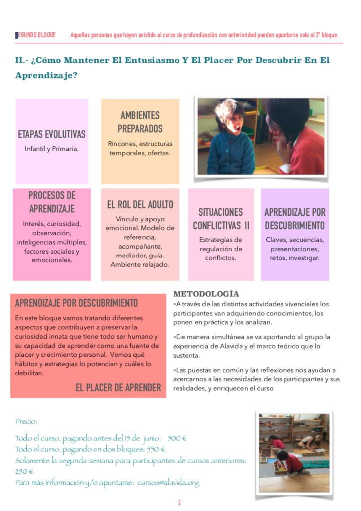 Curso verano 2019 2º parte