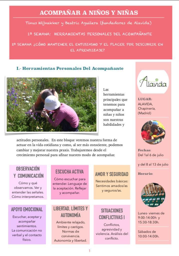 curso verano 2019 1º parte